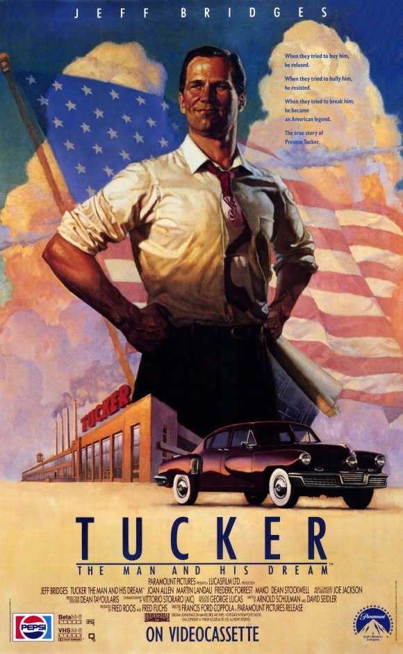 preston tucker movie essay